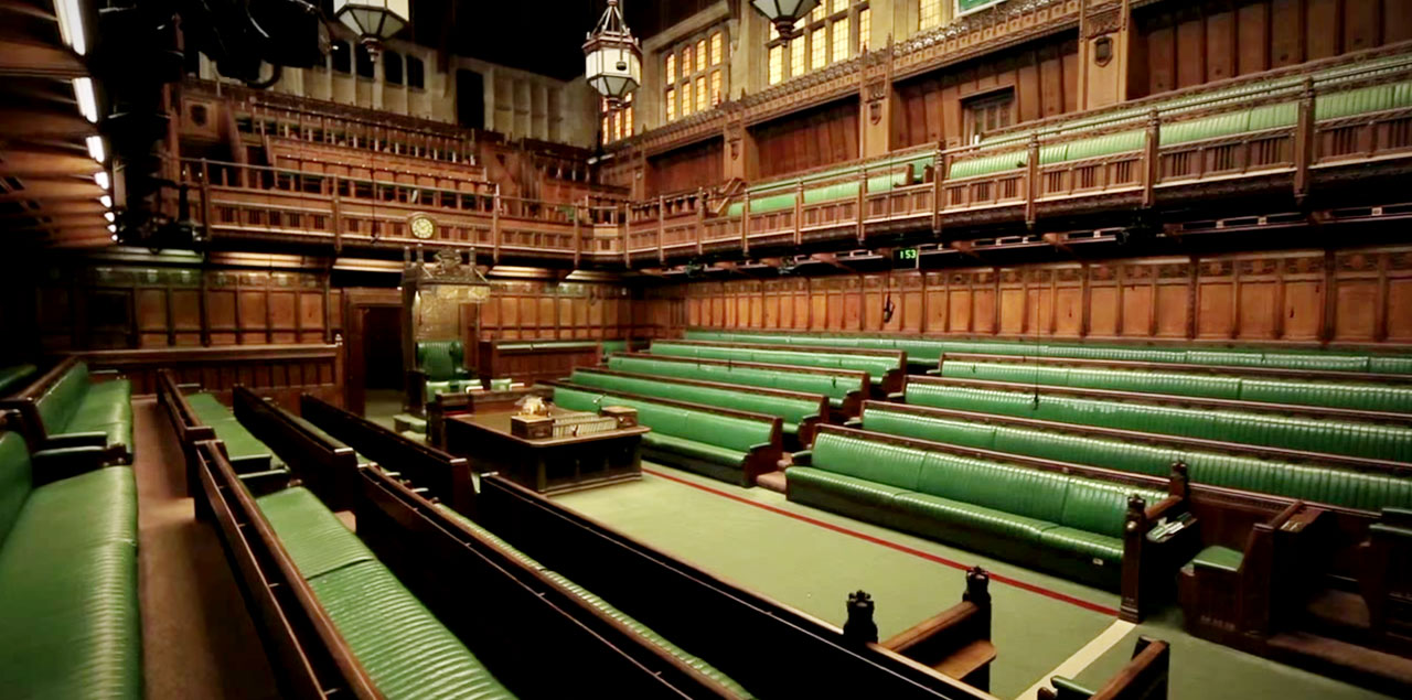 Chamber of the House of Commons